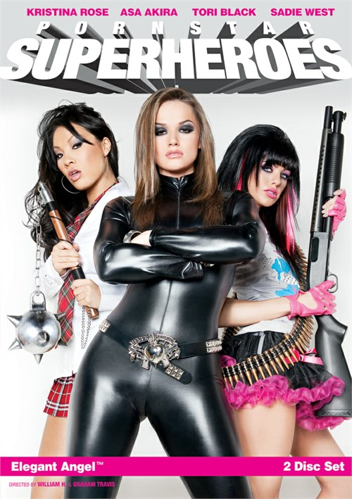 Watch Tori Black Movies on Roku, Pornstar Superheroes 2010