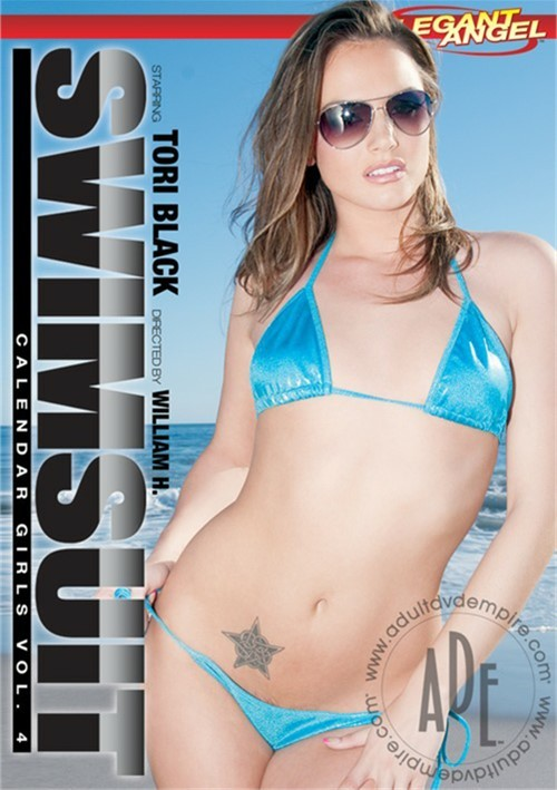 Tori Black On Roku, Swimsuit Calendar Girls Volume 4