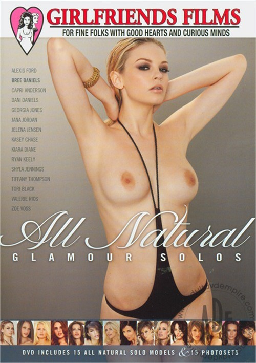 Watch Bree Daniels in All Natural Glamour Solos on the Adult Empire Unlimited Roku Channel