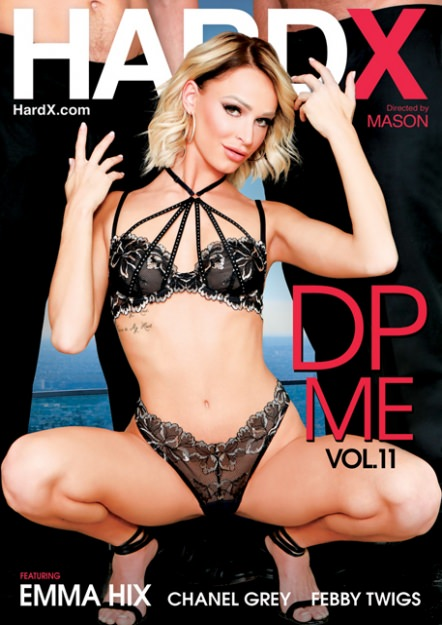 Emma Hix stars in DP ME Volume 11 from HardX, Streaming Now On Roku