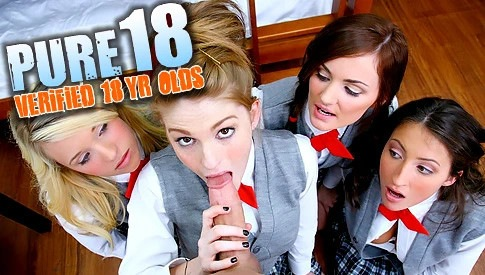 Stream videos from Pure 18 on the hidden Reality Kings adult Roku channel