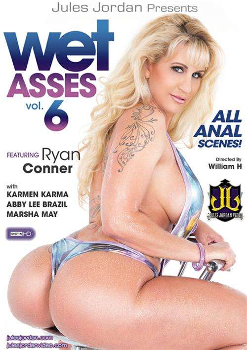 Watch Wet Asses 6 starring Ryan Conner on the Adult Empire Roku porn channel