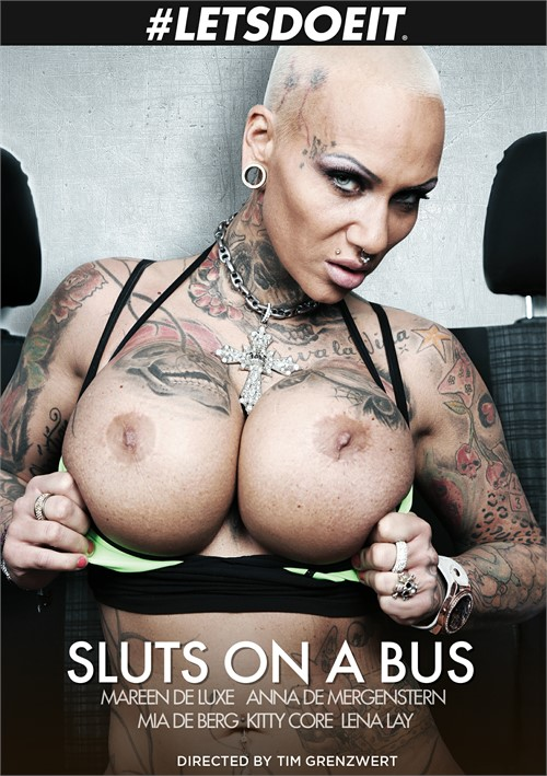 Sluts On A Bus from LETSDOEIT starring big tit slut Kitty Core, 1080p HD streaming adult video on Roku