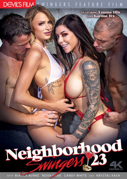 Emma Hix in Neighborhood Swingers 23 on the Adult Time Roku Channel