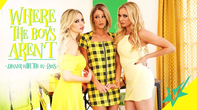 Watch Briana Banks and Emma Hix in Where The Boys Aren't on the Adult Time Roku Channel