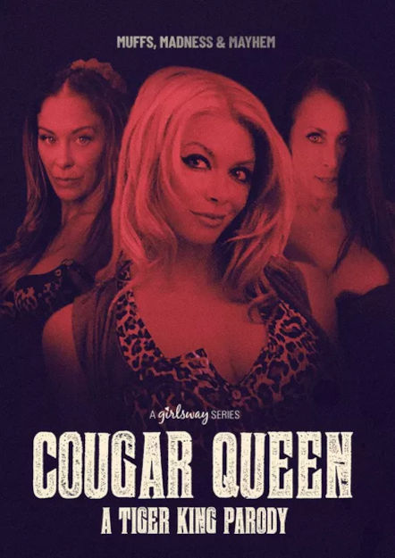 Watch Cougar Queen, A Tiger King Lesbian Porn Parody on the Girlsway Roku Channel